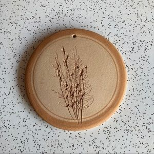 VTG Wheat Medallion